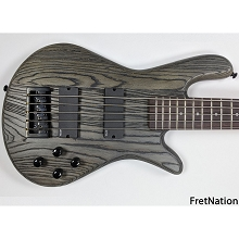 Spector NS Pulse 5-String Bass - Charcoal Grey 8.80 Pounds #0752