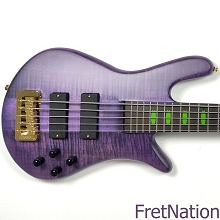 Spector Skyler Acord Signature Model - 5-String Bass 9.62 Pounds SN: W201234