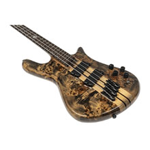 Spector NS Dimensions 4-String Multi-Scale Bass - Super Faded Black Gloss