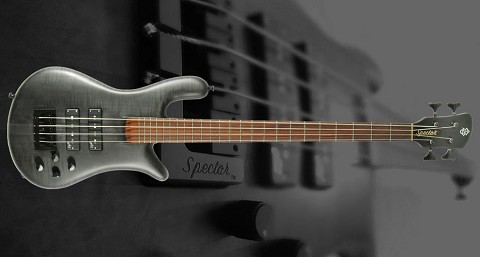 Spector USA Series Forte 4-String Electric Bass