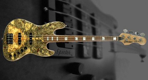 Spector USA Series Coda4 DLX 4-String Electric Bass